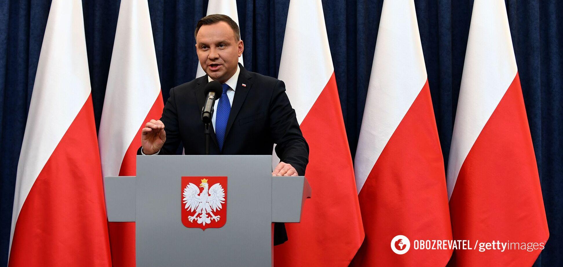 Польша усилит санкции против России из-за военной агрессии на Донбассе