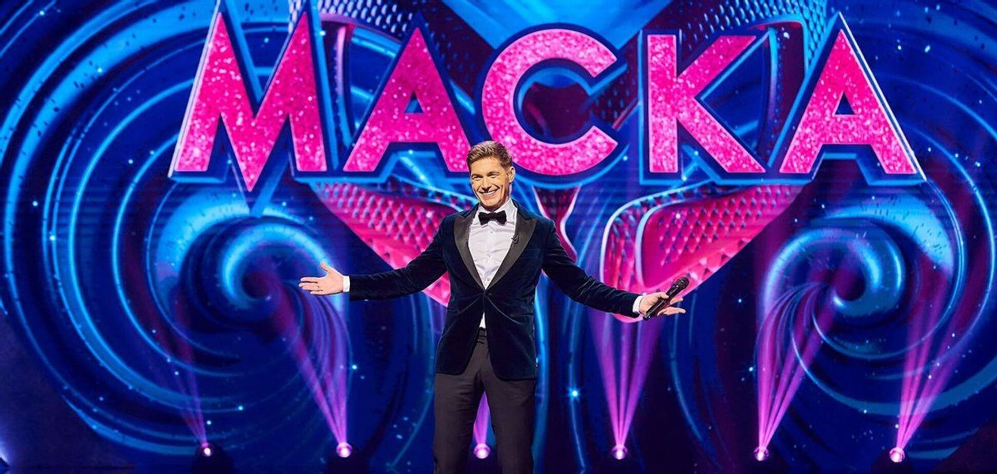 Шоу 'Маска': первый участник второго сезона