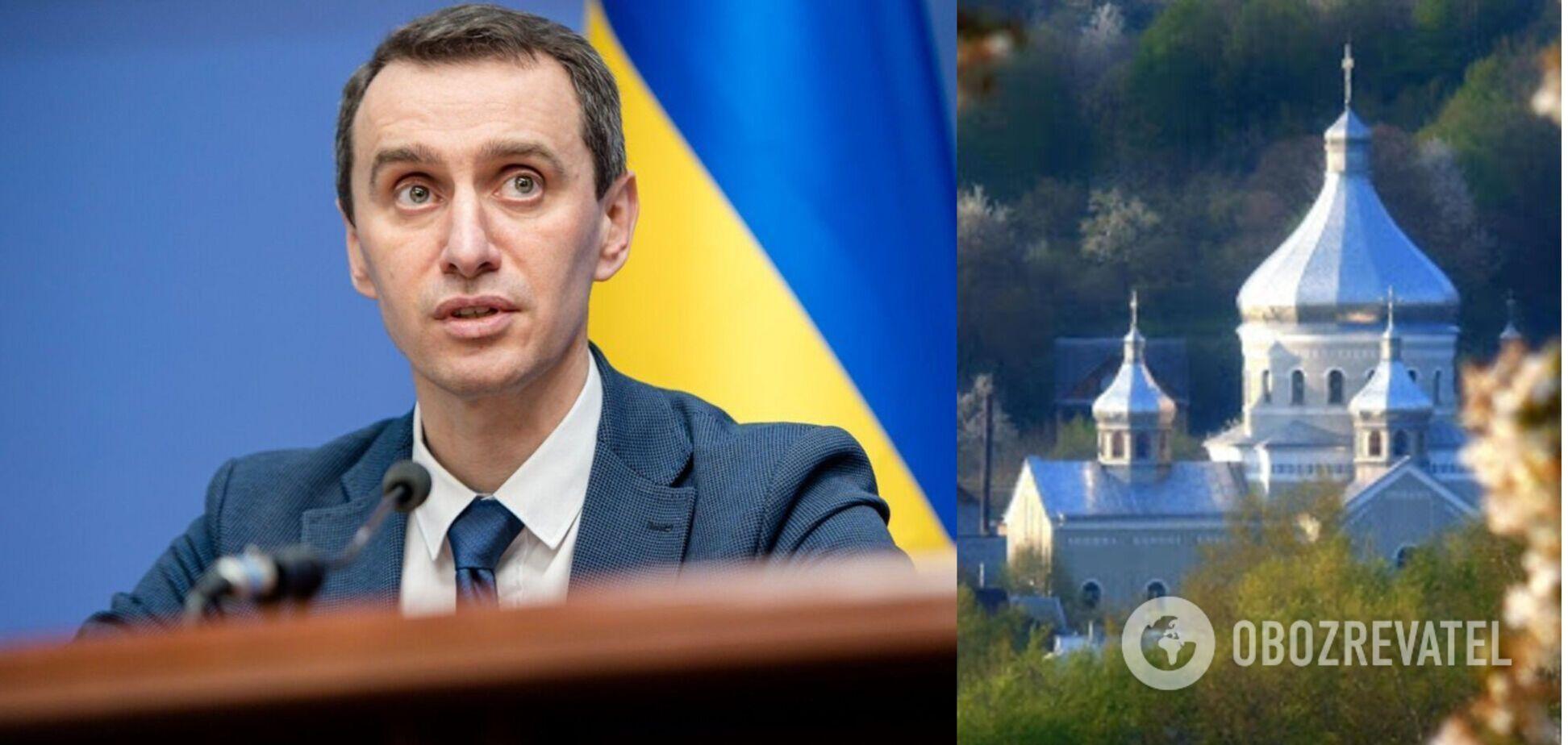 Главный санврач Украины Виктор Ляшко