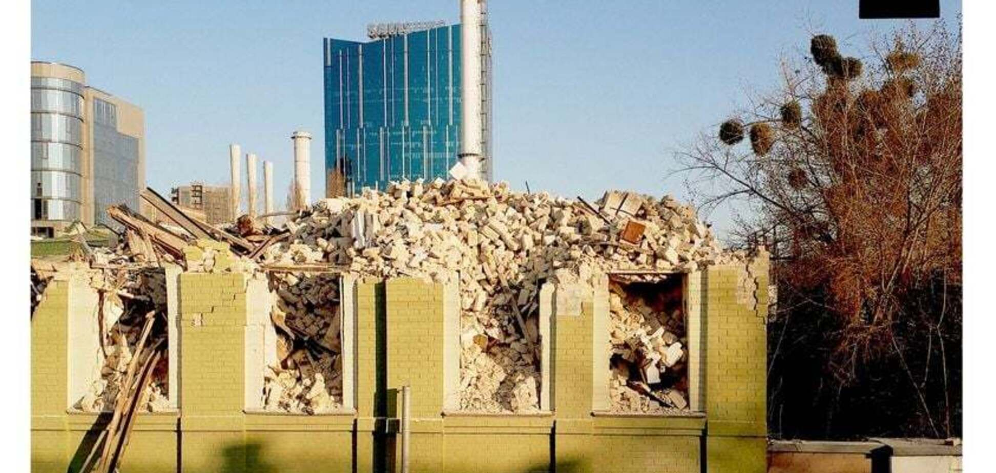 Столичные власти будут требовать от правительства остановить уничтожение старого Киева