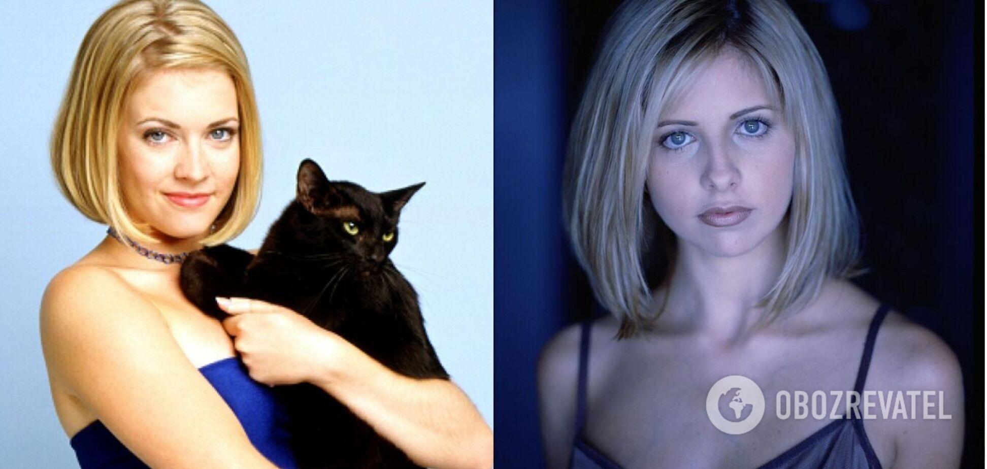 Как сейчас выглядят звезды сериалов 'Баффи', 'Сабрина' и 'Ксена: принцесса-воин'. Фото