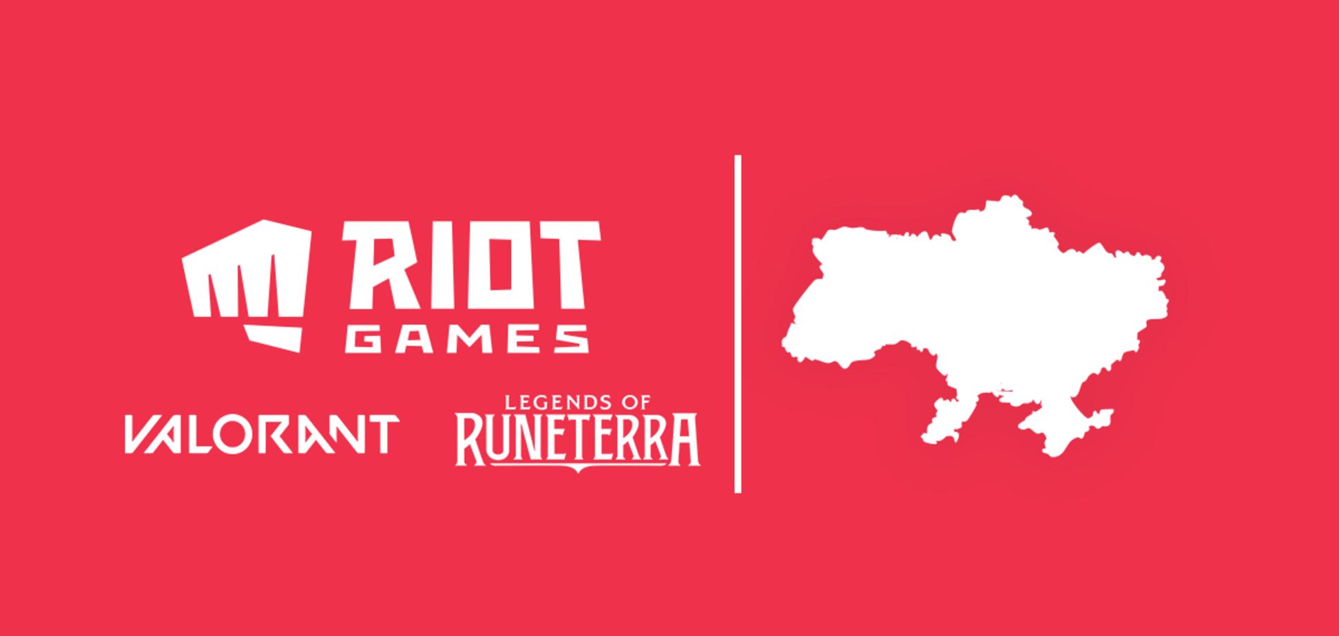 Riot Games и LeoGaming запускают прием платежей по VALORANT и Legends of Runeterra в Украине