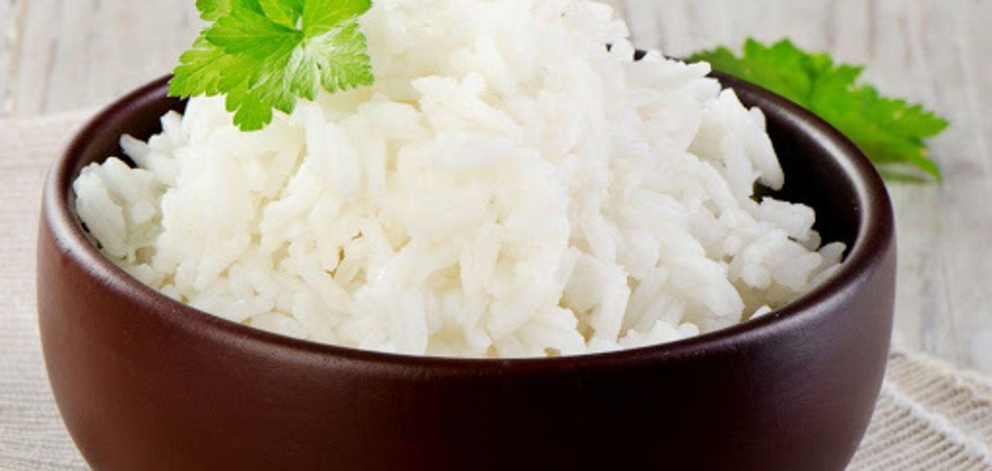 Як потрібно їсти рис, щоб при цьому ще й худнути?  ⠀
