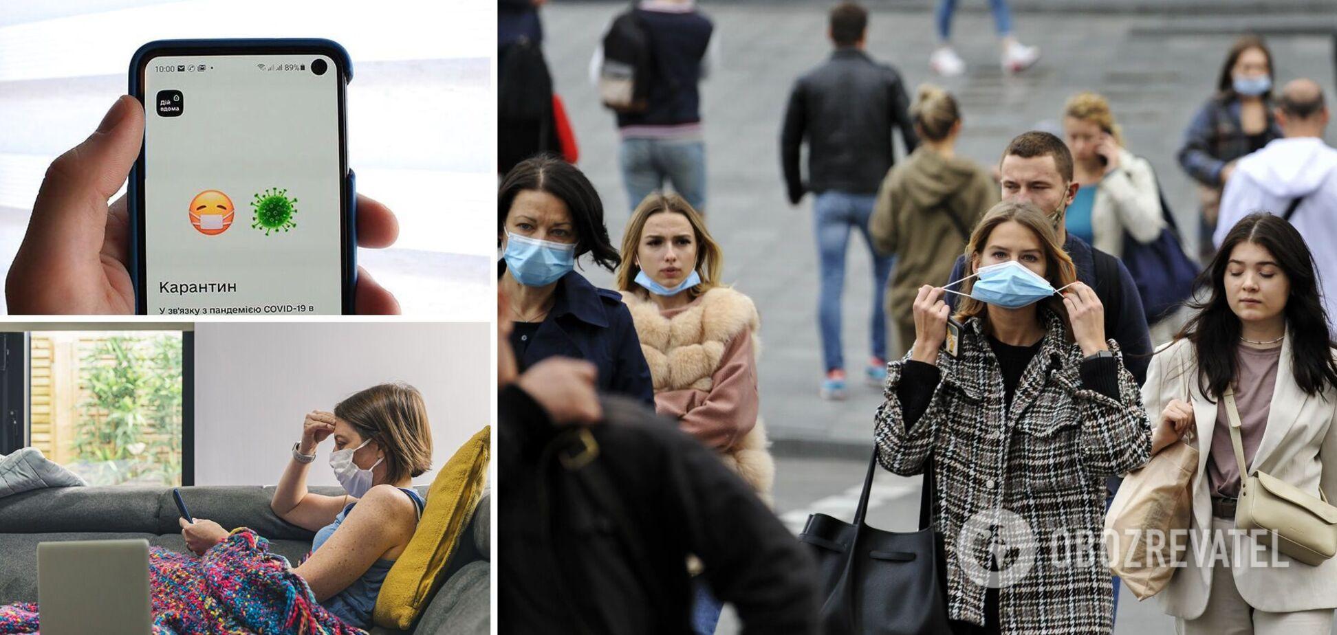 Українцям загрожують великі штрафи за порушення самоізоляції: скільки заплатять і як перевірятимуть