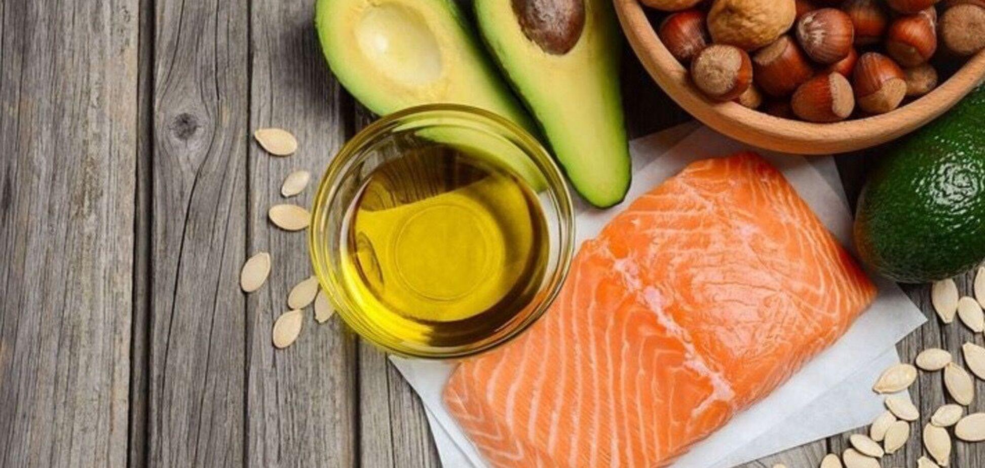 Полезные жиры: что есть, чтобы худеть