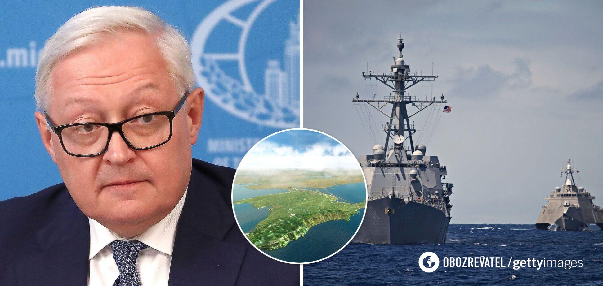 У Росії закликали США триматися подалі від Криму 'для свого ж блага'