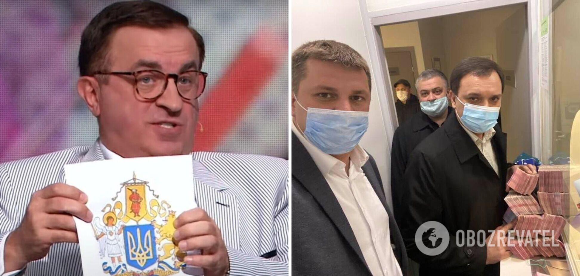 Депутаты от ОПЗЖ внесли 2 млн залога за 'эксперта' с каналов Медведчука