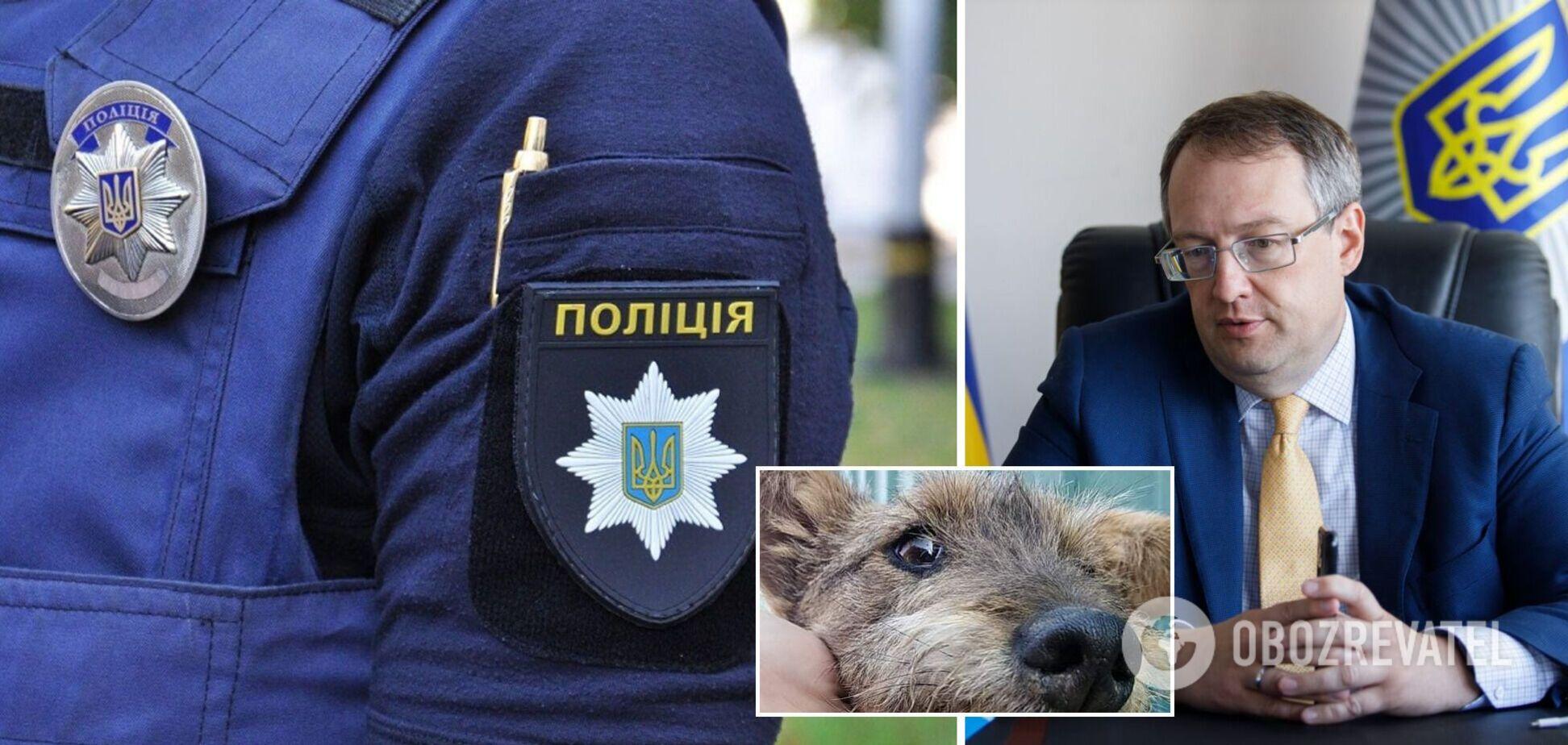 На Виннитчине живодер убил трех собак: Геращенко пообещал наказать 'подонка'