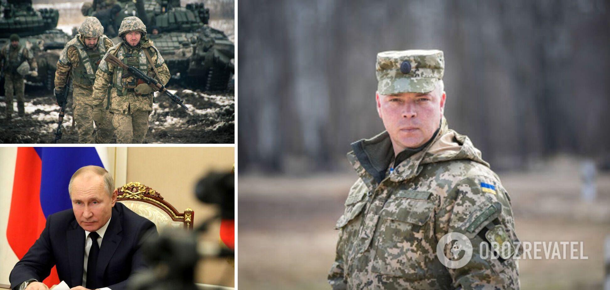 Генерал Забродский полагает, что Кремль никогда не откажется от Украины, поскольку считает ее своей