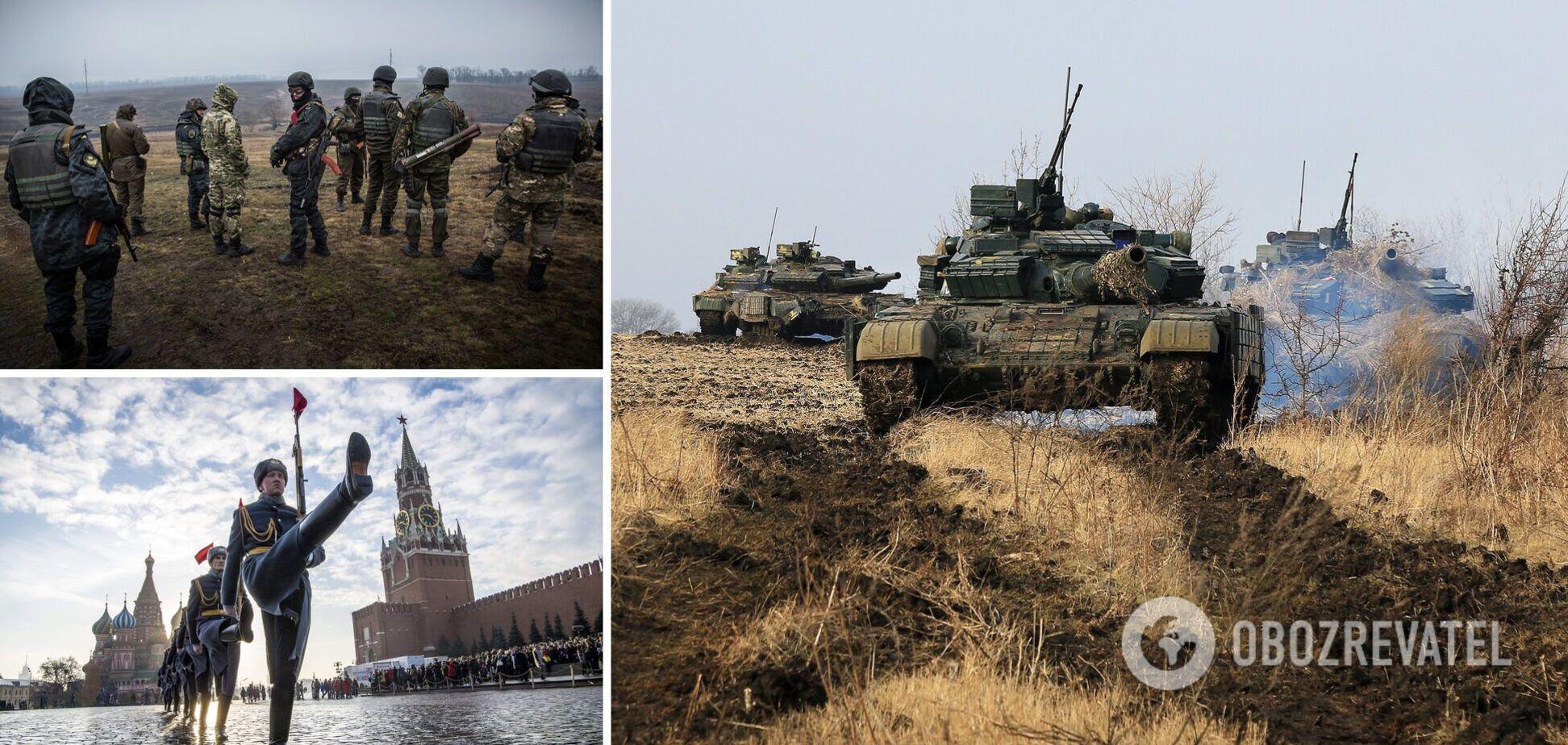 Россия продолжает стягивать к границам Украины войска и технику, но ЗСУ готовы к нападению