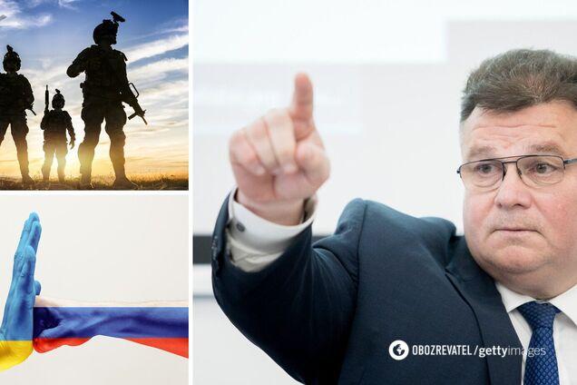 В Литве призвали Запад обеспечить вооруженную поддержку Украины