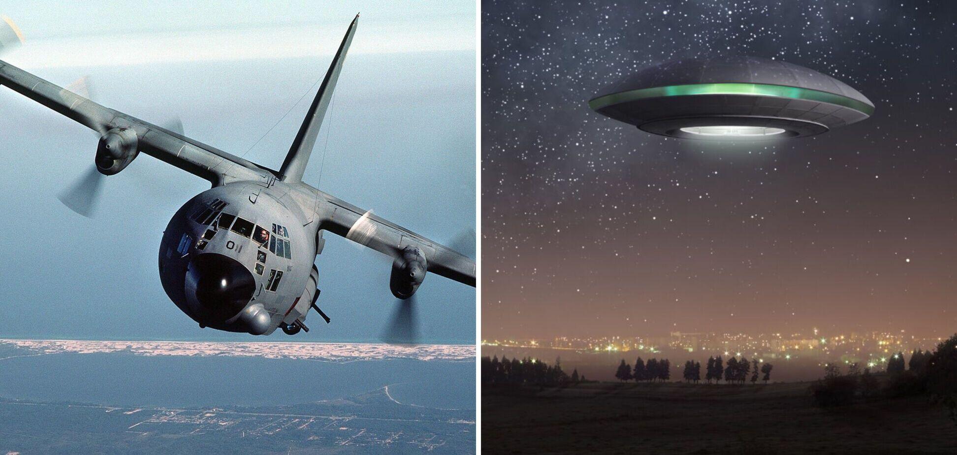 Военные Канады отчитались о наблюдении за НЛО. Документ