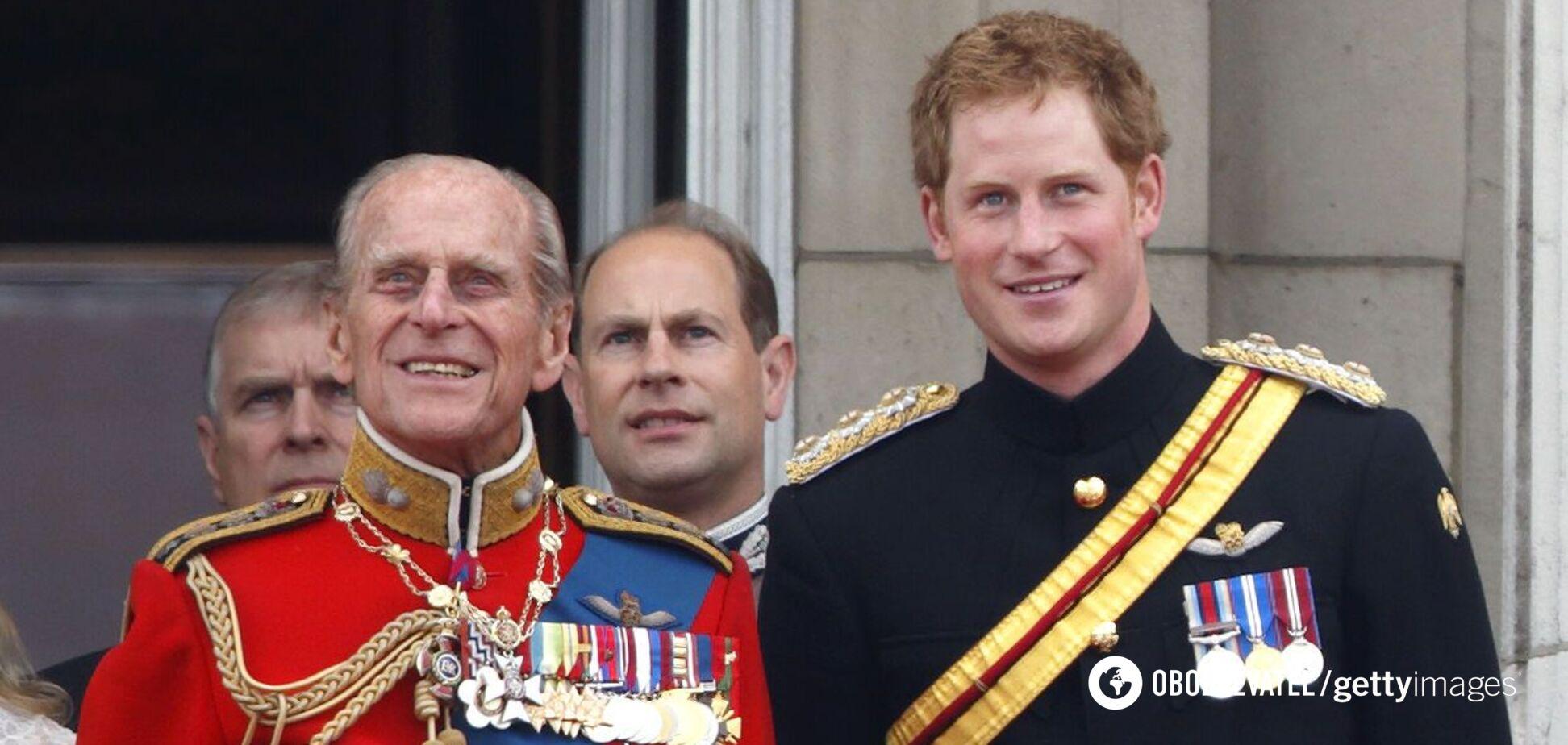 Принц Гарри отреагировал на смерть Филиппа и поделился воспоминаниями о нем