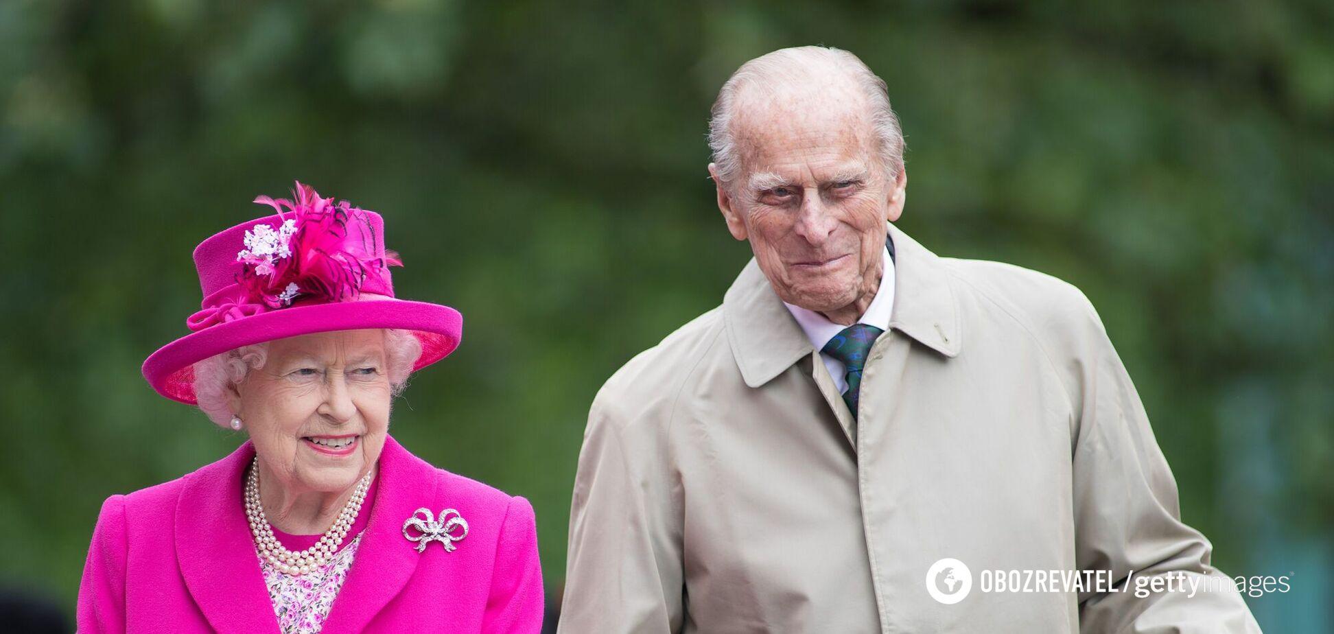 В сети вспомнили шутку принца Филиппа о королевском троне