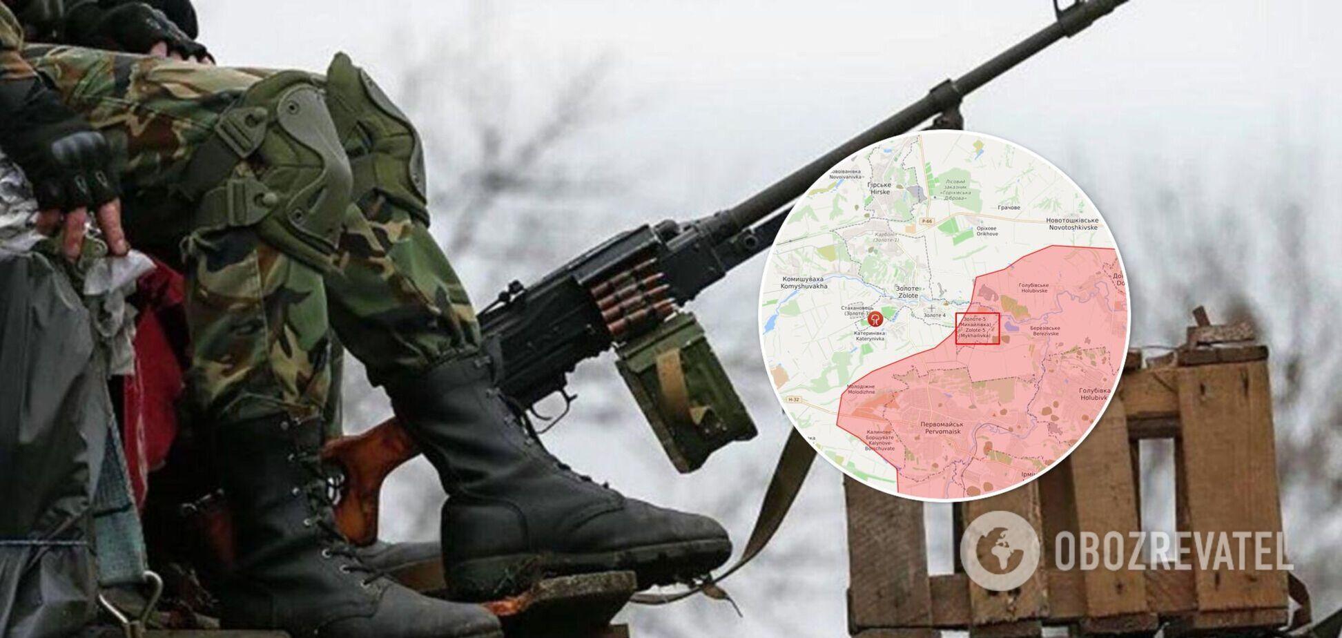 На Донбассе, отмечая День космонавтики, застрелился оккупант: командование обвинило ВСУ