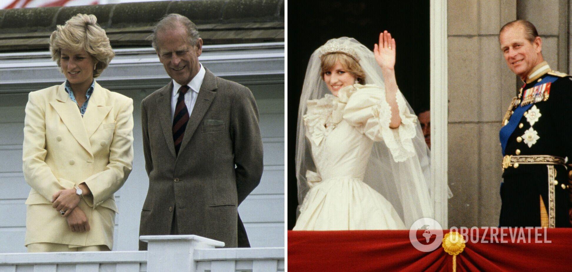 СМИ показали трогательную переписку принца Филиппа и принцессы Дианы