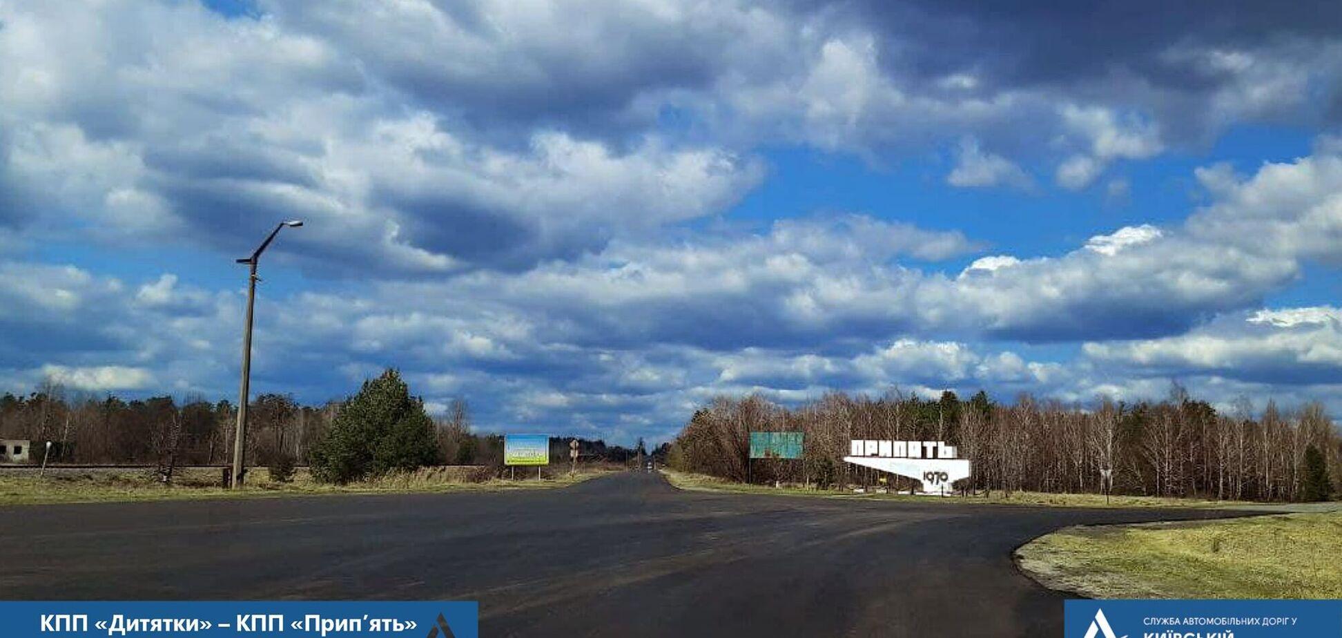 'Велике будівництво': в Чорнобильській зоні вперше за багато років оновлять дорогу