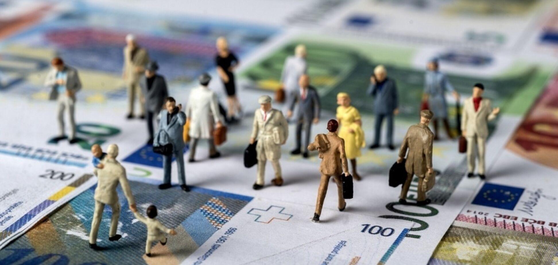 Европейская служба статистики раскрыла данные об иммиграции
