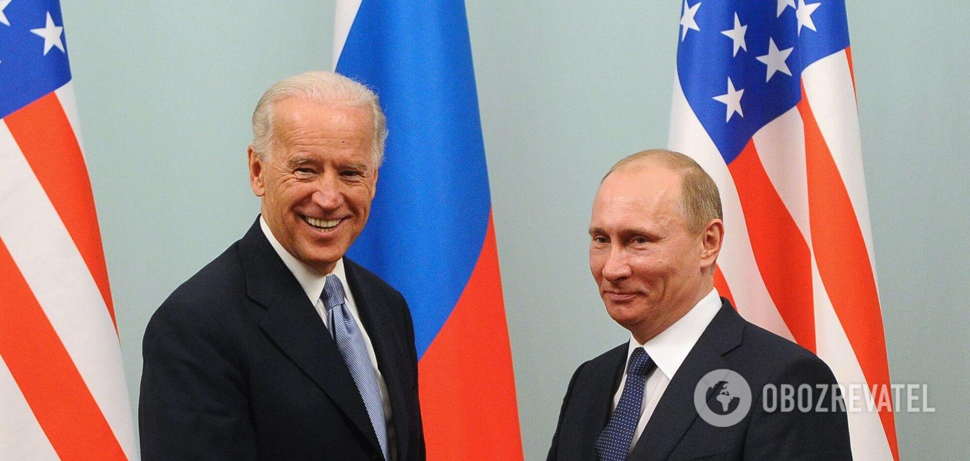 Кремль вважає передчасним говорити про деталі можливої зустрічі Путіна і Байдена