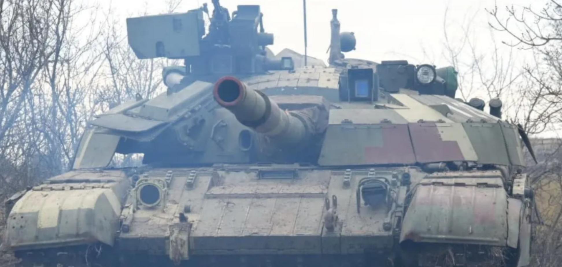 Танки и артиллерия: ВСУ устроили масштабные маневры возле Крыма