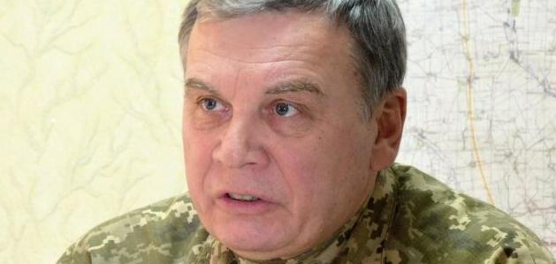 Министр обороны Андрей Таран