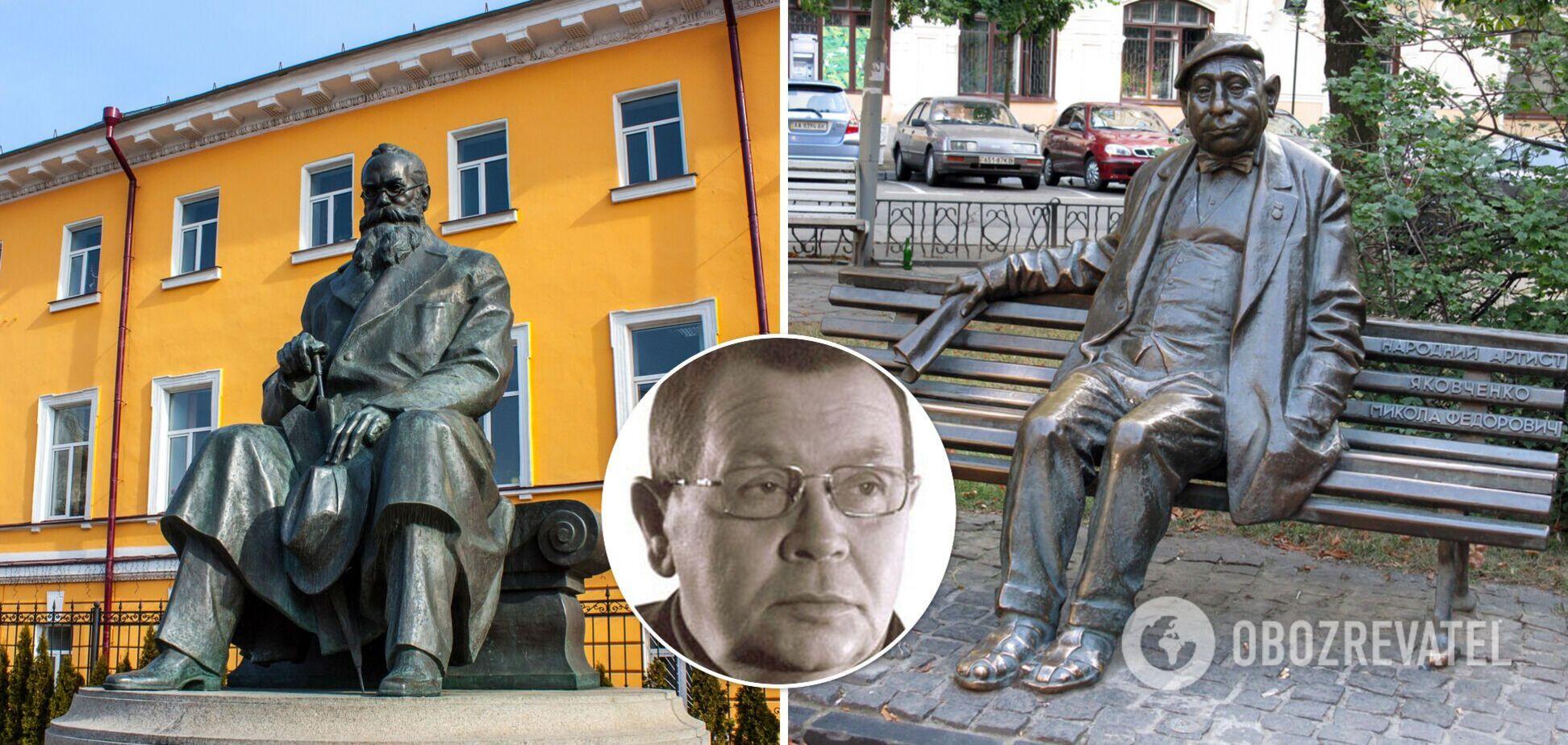 В Киеве умер легендарный автор памятников Михаилу Грушевскому и Олесю Гончару