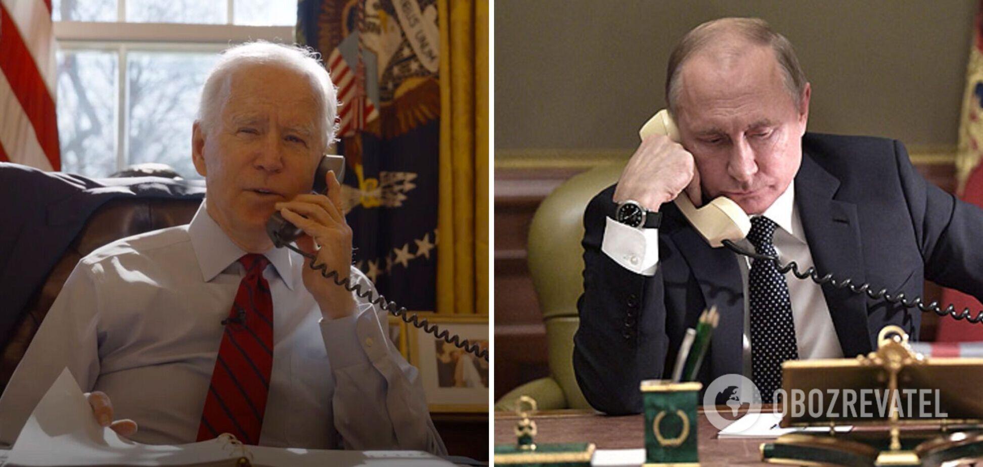 Звонок Байдена Путину: Кремль получил сигнал