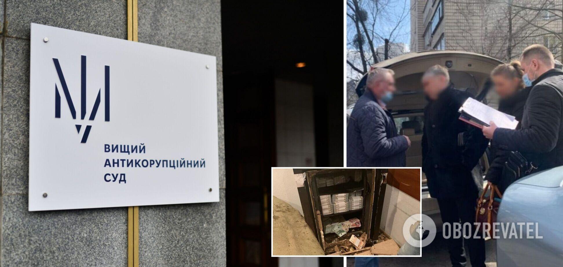 Суд заарештував майно й авто спійманого на хабарі брата Вовка