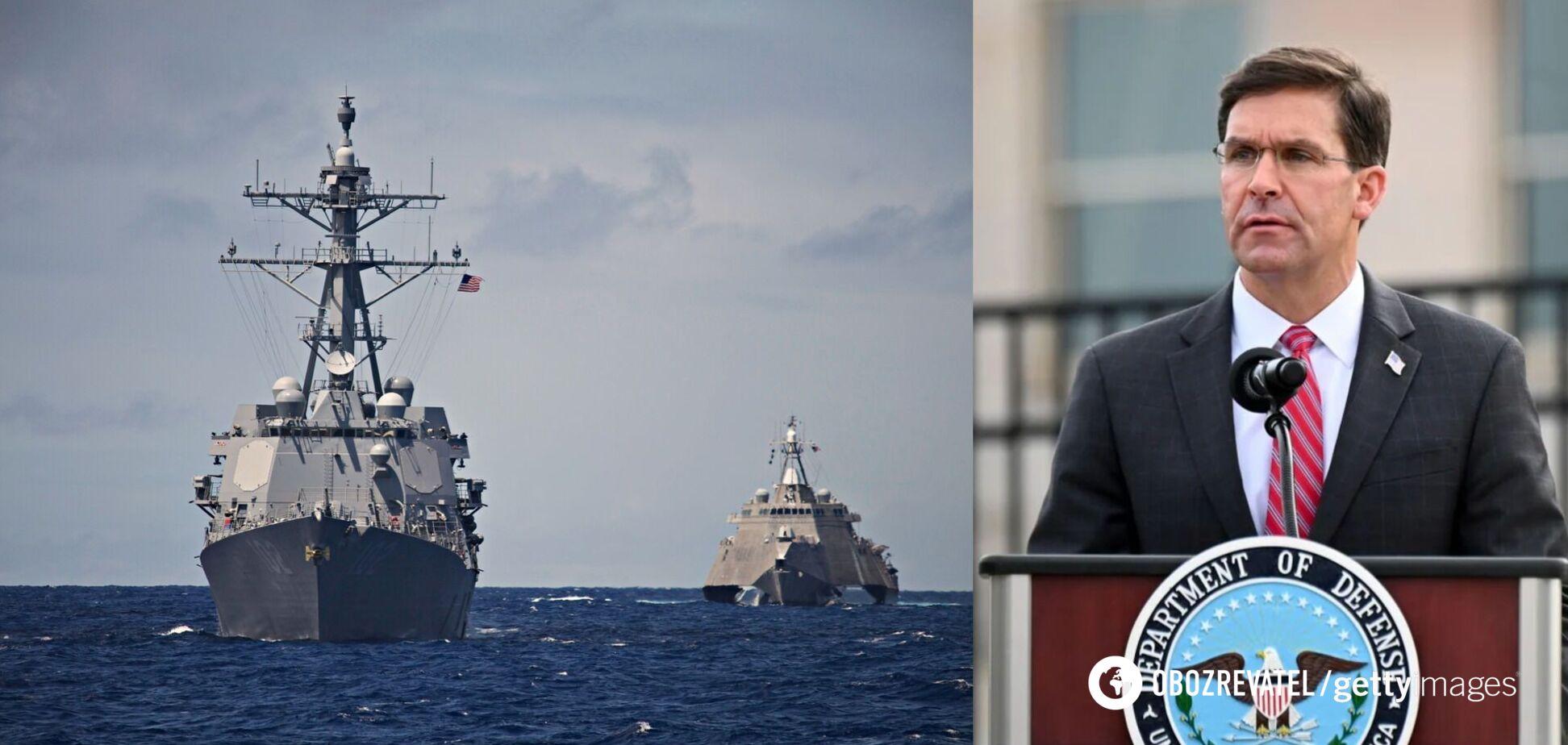 США нужно разместить больше войск вдоль Черного моря для сдерживания РФ, – экс-глава Пентагона