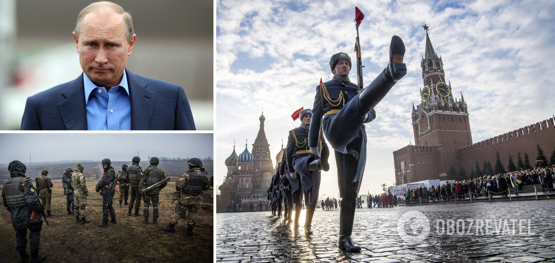 В Кремлі вважають, що українські війська збираються наступати на територію окупованого Донбасу, вважає колишній депутат Держдуми Ілля Пономарьов