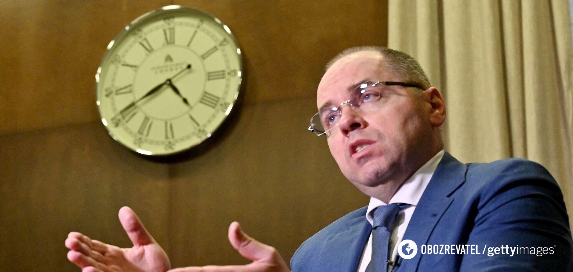 Степанов заявил о спаде пандемии COVID-19 в Украине