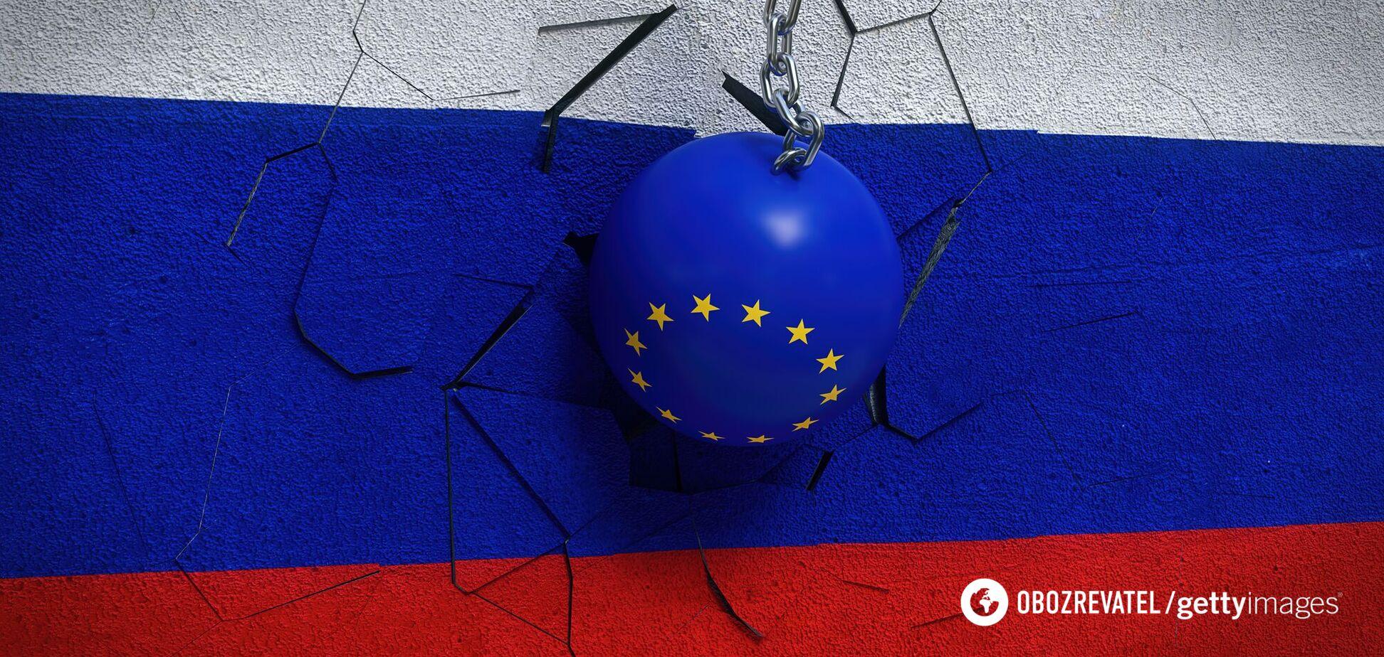 ЄС внесе до списку санкцій ще 8 осіб, причетних до агресії РФ проти України