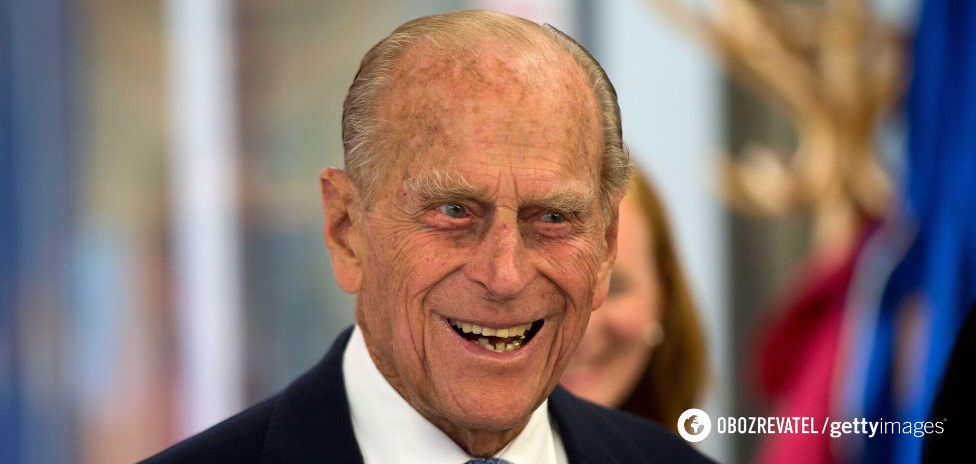 В СМИ рассказали, как принца Филиппа перепутали с садовником