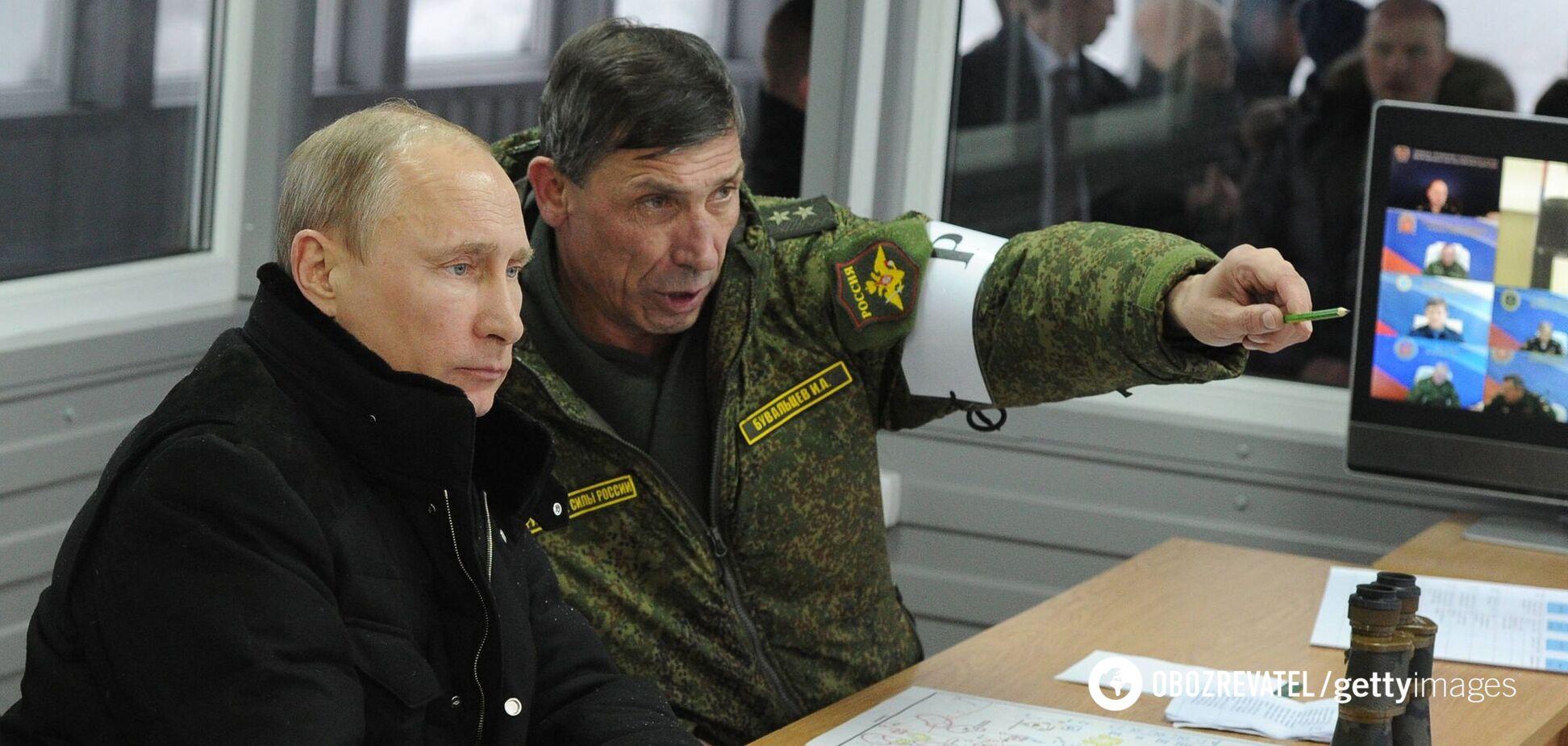 Путін може піти вперед, – Клімкін