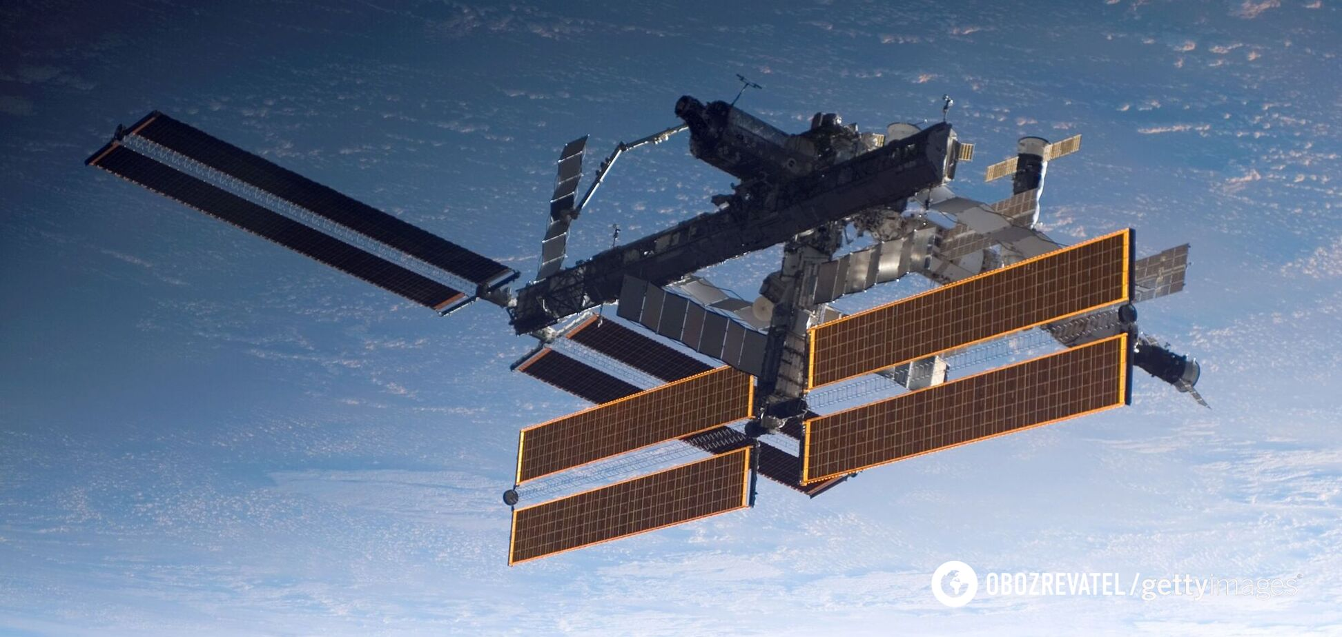 У Росії захотіли побудувати нову космічну станцію