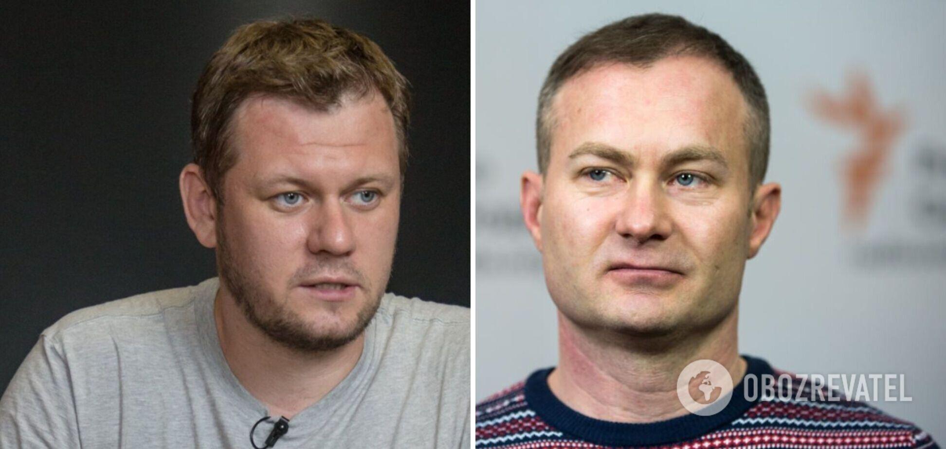 Арестович викрив фейк окупантів про виключення з ТКГ Гармаша і Казанського