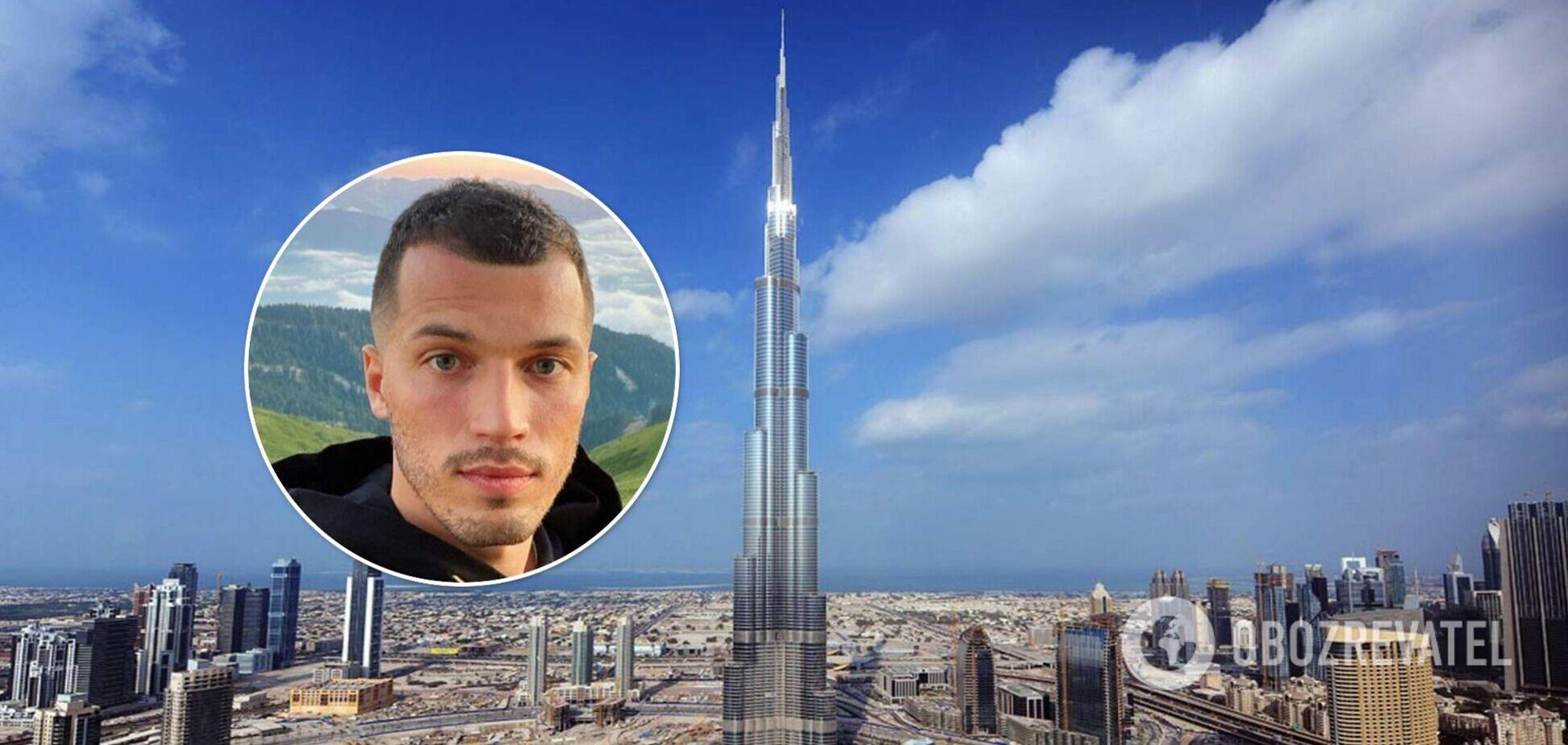 Затриманий айтішник із Росії заперечує причетність до голої фотосесії в Дубаї