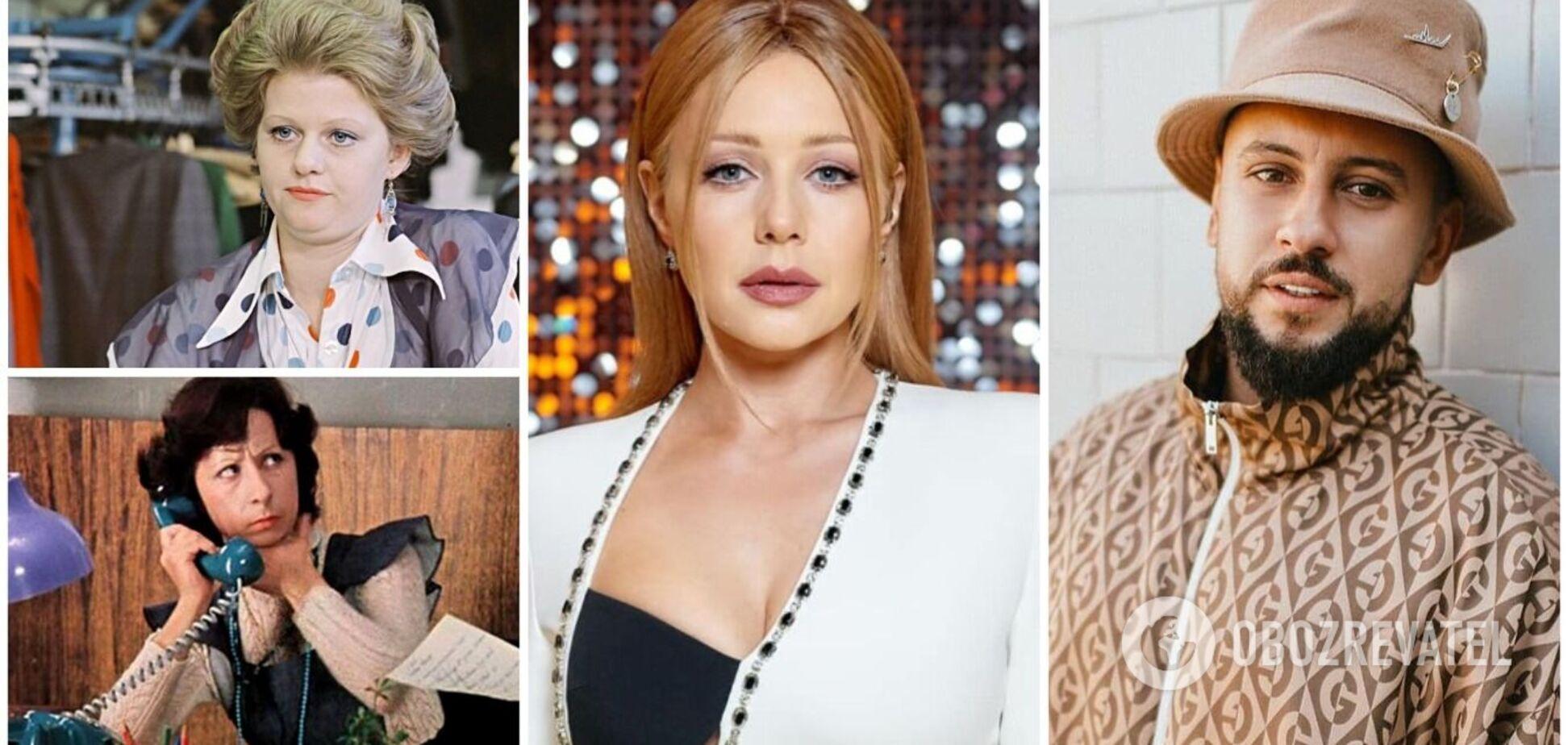 Українські зірки VS актори СРСР в одному віці: хто виглядає краще. Фото