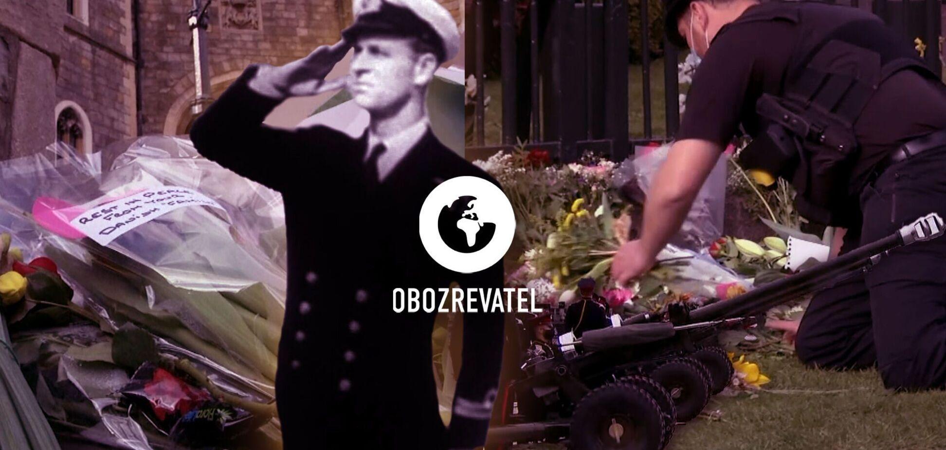 Национальный траур в Великобритании: там уже готовятся к похоронной церемонии герцога Эдинбургского – сюжет