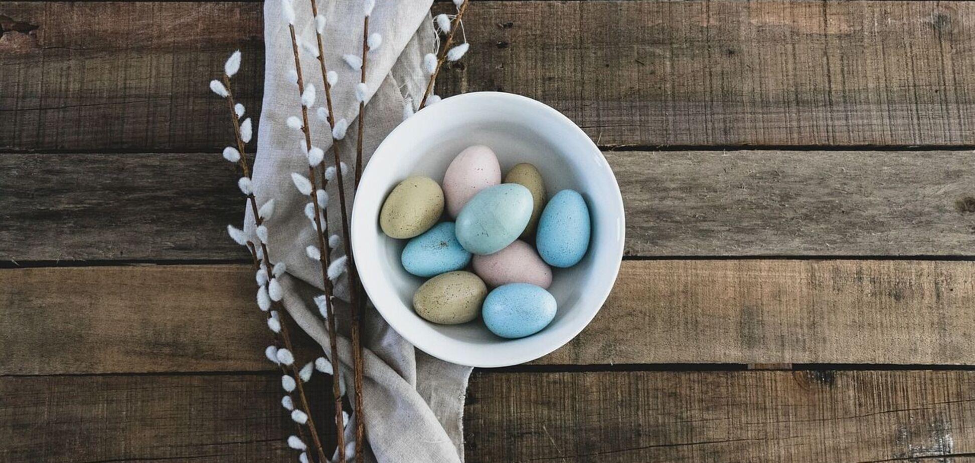 Як швидко приготувати яйця в духовці