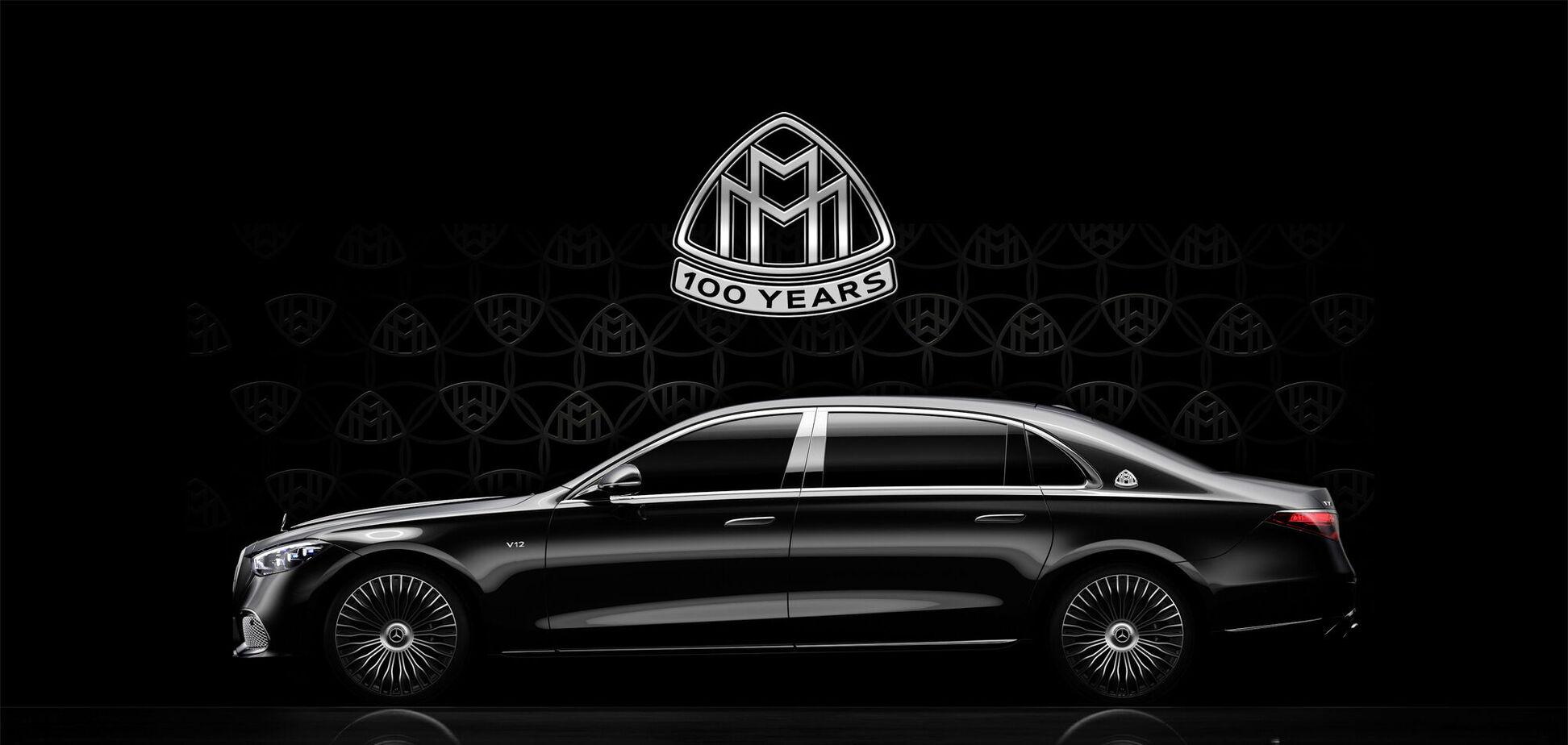 Mercedes-Maybach презентував мрію олігархів і слуг народу