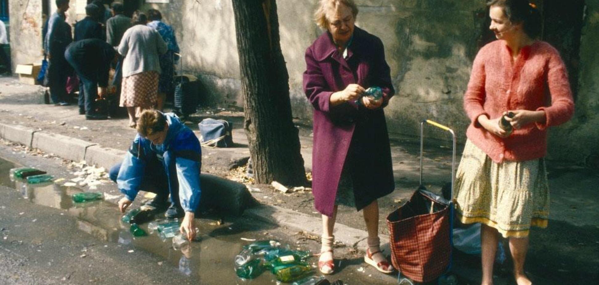 Навіщо в СРСР здавали пляшки?