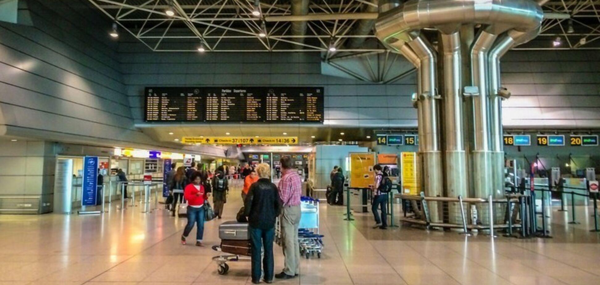 Аеропорт Лісабона в Португалії