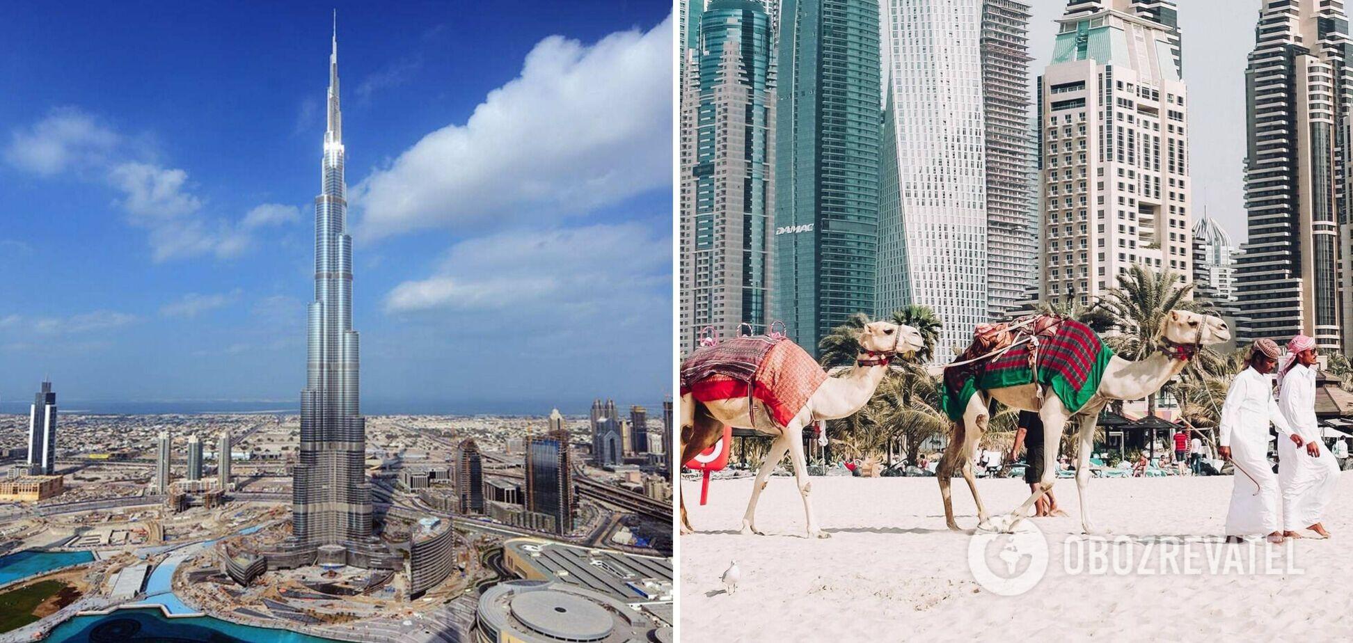 15 фактів про Дубай, які потрібно знати перед подорожжю