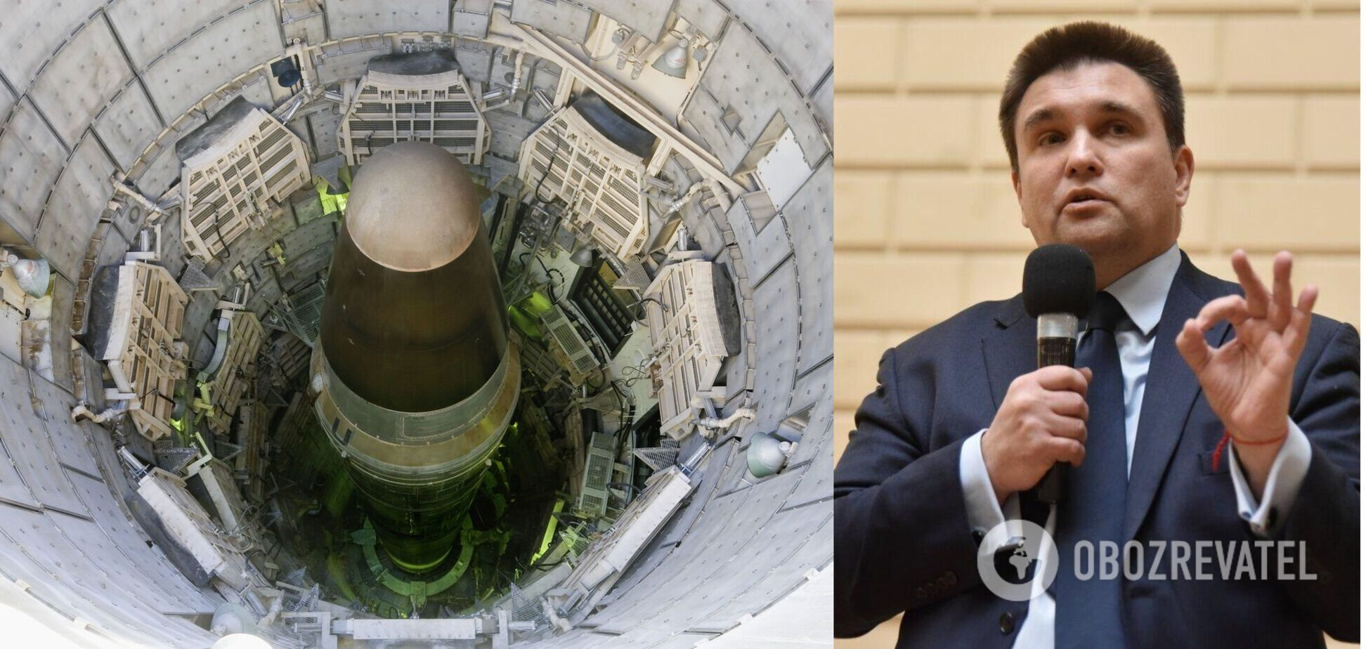 Климкин о возвращении ядерного статуса Украины: кто нас возьмет в НАТО?