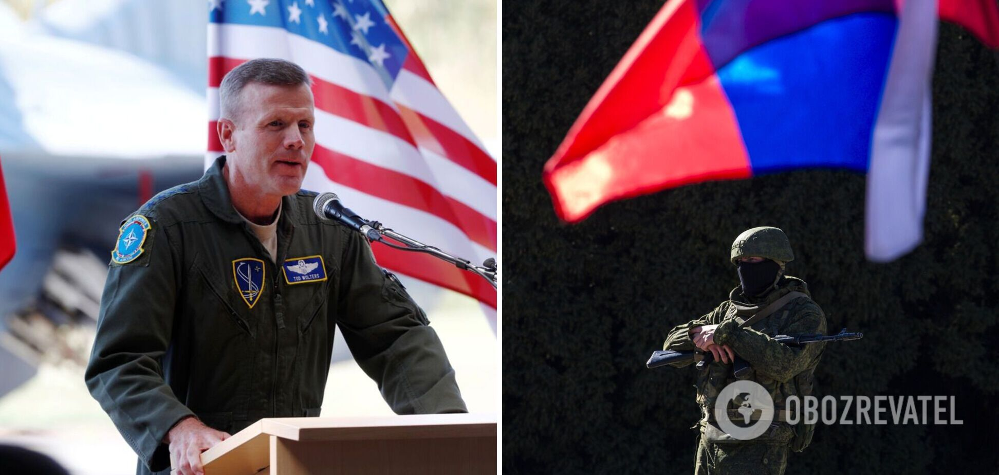 Росія може вторгнутися в Україну протягом декількох тижнів, – генерал ВПС США