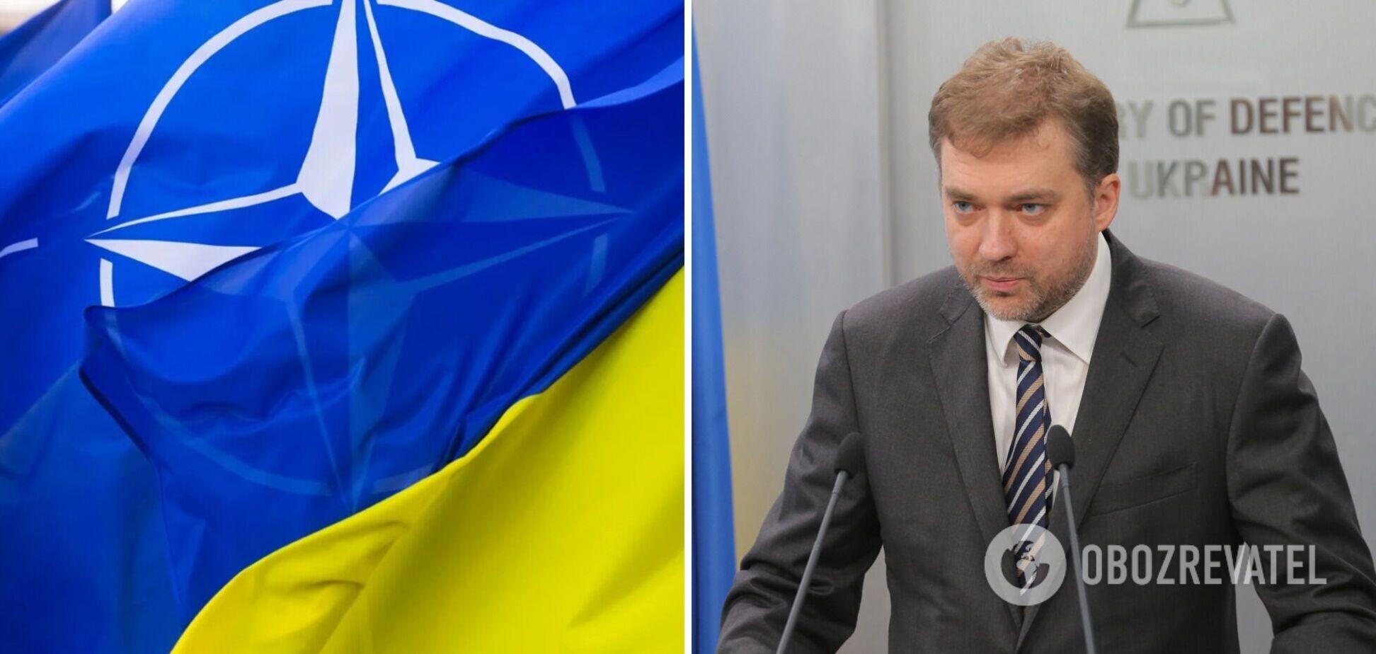 Ексміністр оборони розповів, чи зможе Україна 'завтра' вступити в НАТО