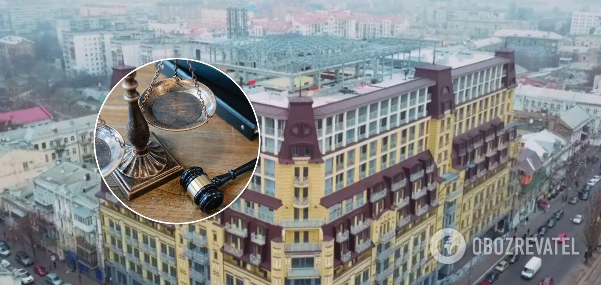 ТОП-5 зданий, уродующих Киев. Фото