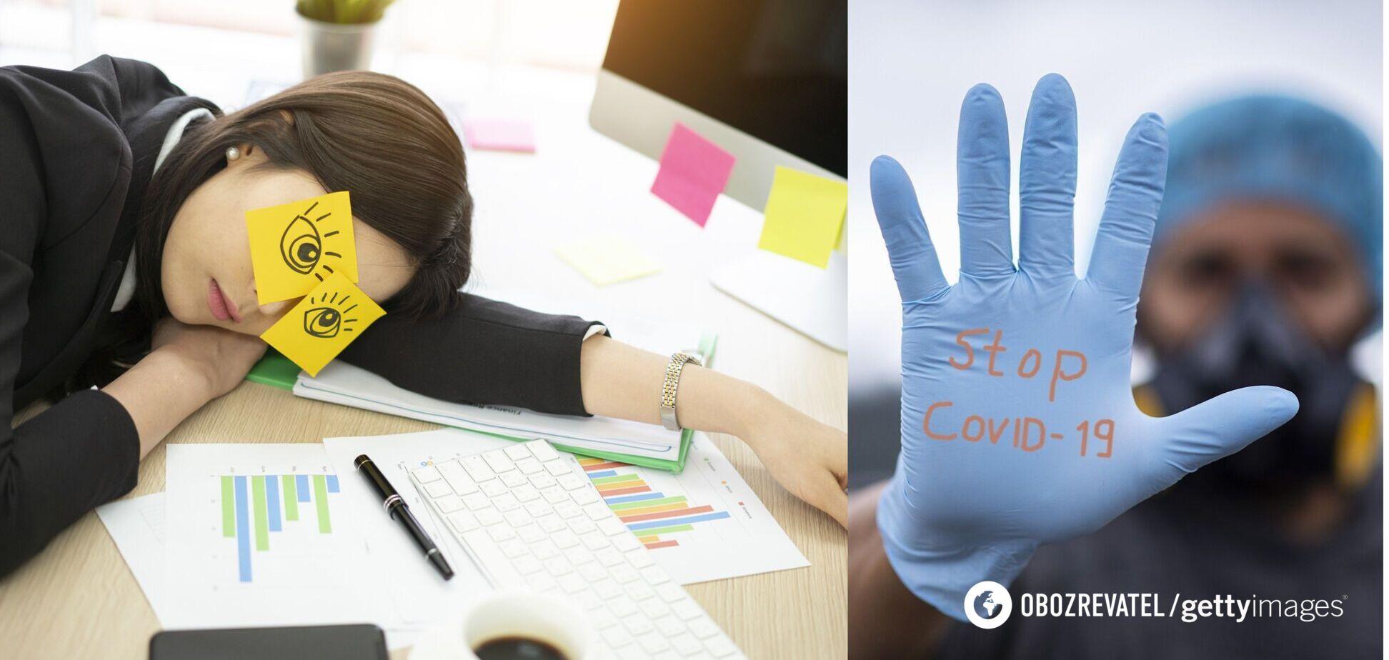 Український науковець розповів, як за допомогою сну зменшити ризик захворювання на COVID-19