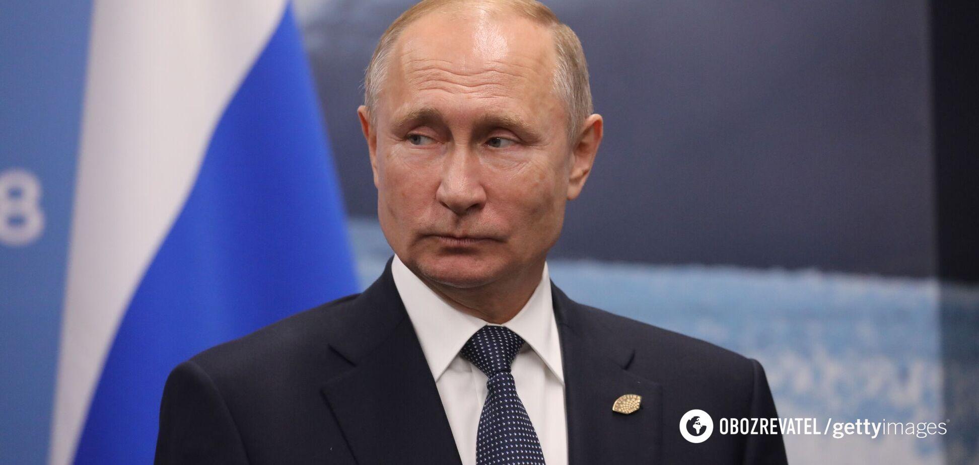 Путин уже проиграл